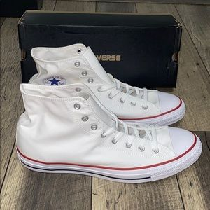 New Converse hi top signature sneakers 14 display